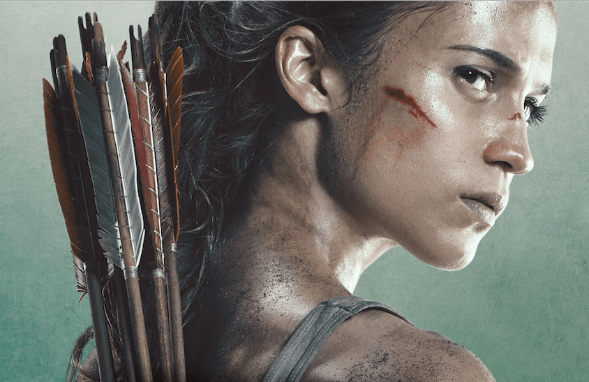 'Tomb Raider: The Art and Making of the Film' review