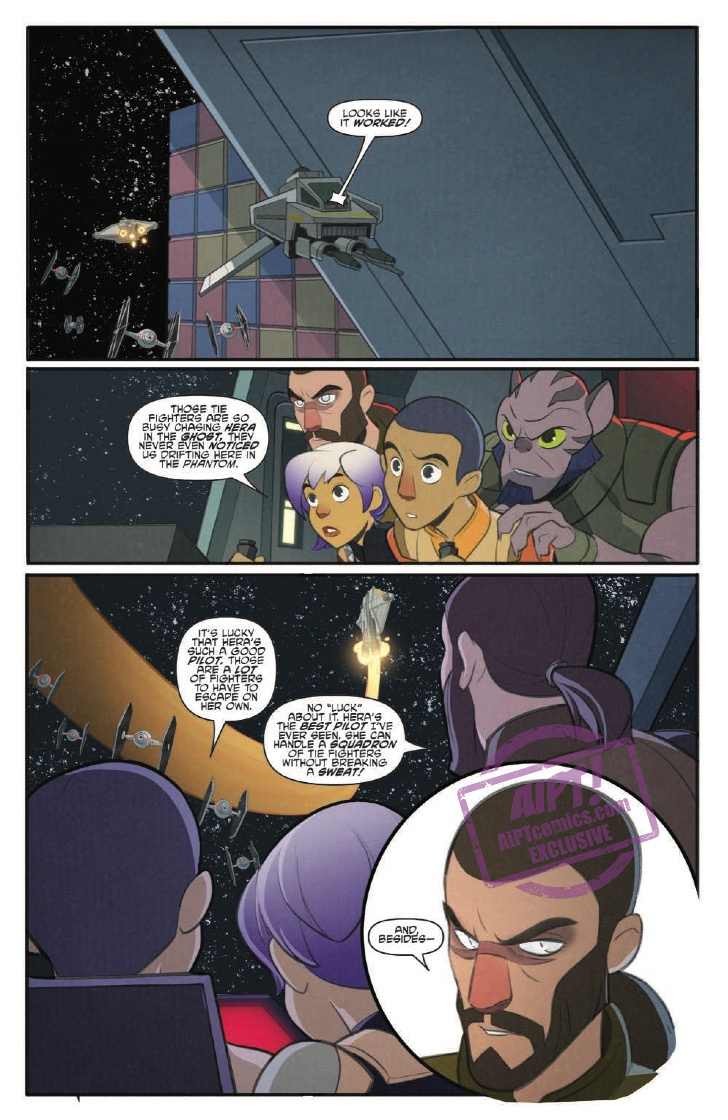 [EXCLUSIVE] IDW Preview: Star Wars Adventures #7