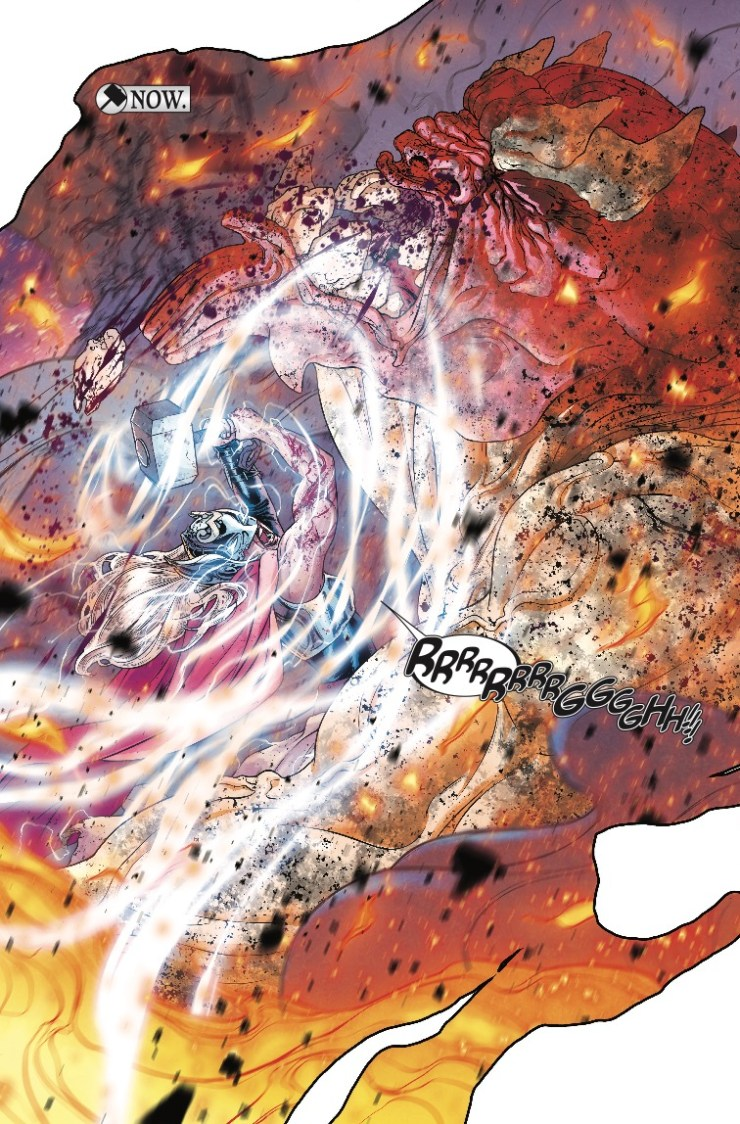 Marvel Preview: Thor #705