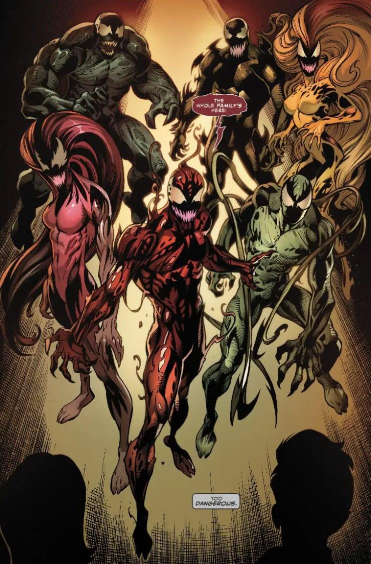 Marvel Preview: Venom #164