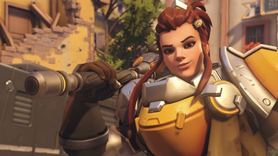 Brigitte lore is on its way, but not how you'd think.