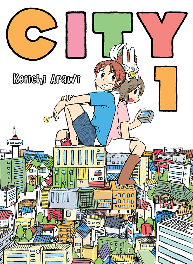 Anime Boston: Vertical Comics shares upcoming CITY release and more at their Industry Panel