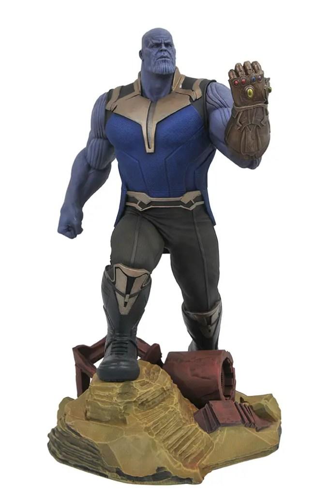 Diamond Select Infinity War Statues Revealed