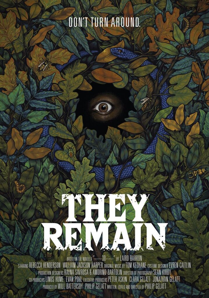 'They Remain' is a spooky trip into the wilderness and to the edge of sanity