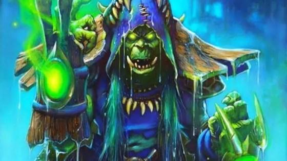 Hearthstone: Full art for upcoming Shaman legendary Hagatha the Witch revealed