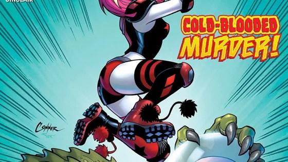 Harley Quinn #40 Review