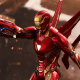 This die-cast figure from Hot Toys reveals Iron Man's new armor from Avengers: Infinity War.