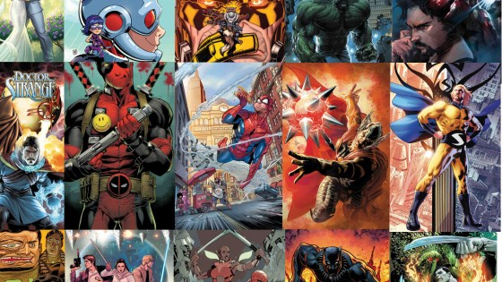 Check out all the books coming from Marvel this June 2018.