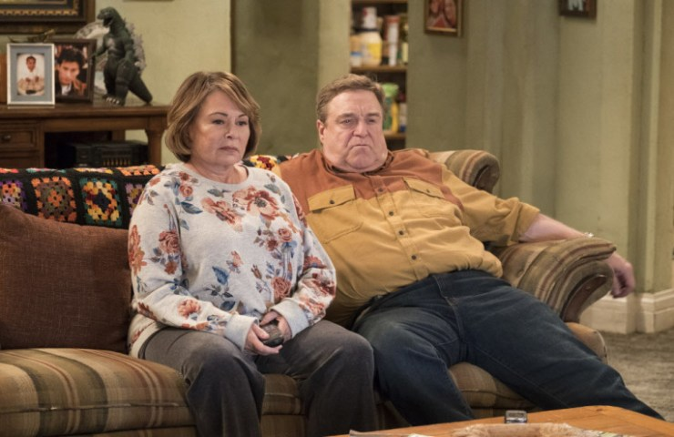 Roseanne's revival is the perfect sitcom for the Trump era