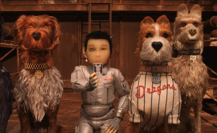 Quick takes on Wes Anderson's 'Isle of Dogs' - a group review
