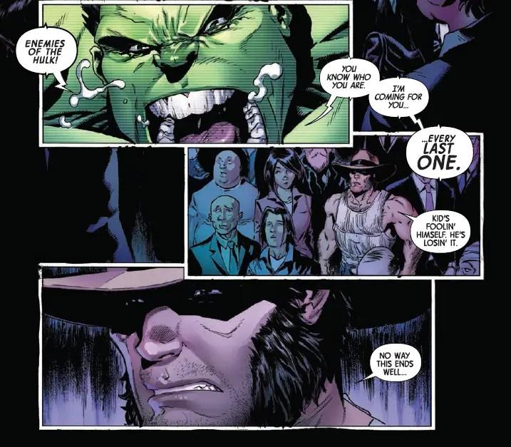 Weekly Wolverine Watch 7: Incredible Hulk #714