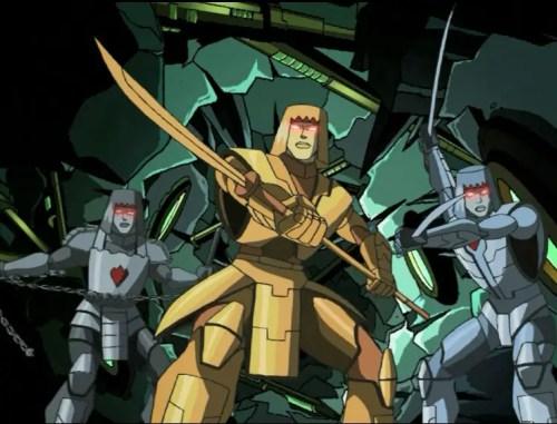 Amazon Blade Bots
