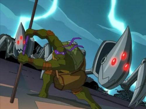 Donatello and Mouser 2.0