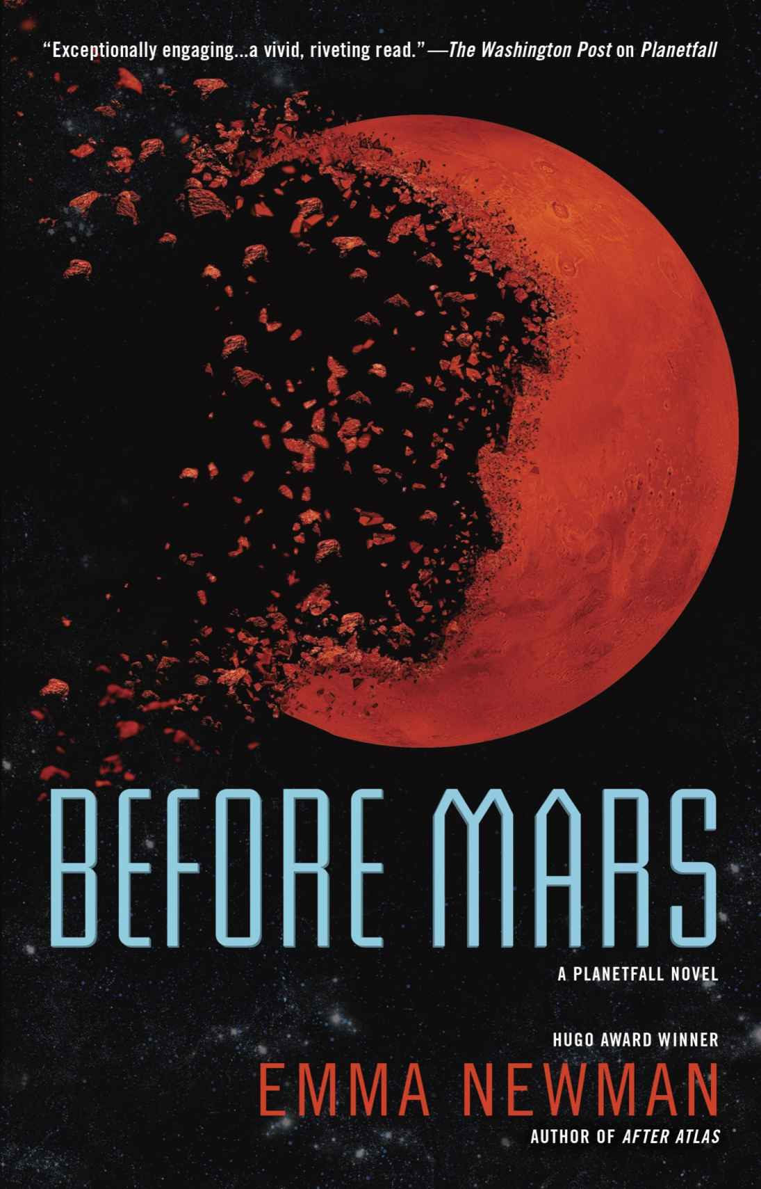 'Before Mars' review: A psychological exploration on a lonely planet