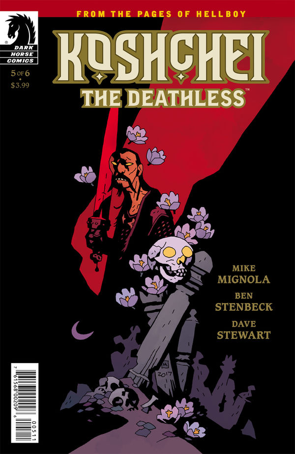 Koshchei the Deathless #5 Review