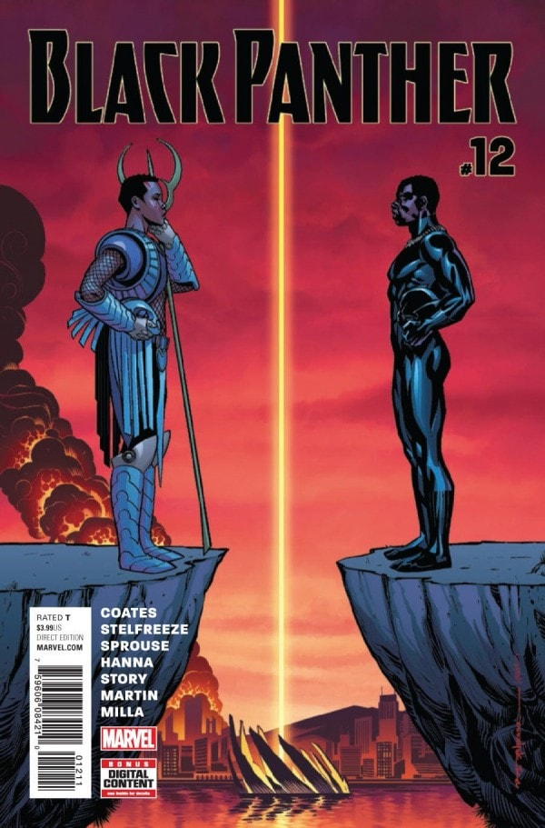 Judging by the Cover - Our favorite Black Panther covers of all time