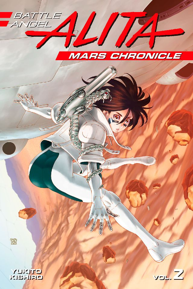 Battle Angel Alita: Mars Chronicle 2 Review