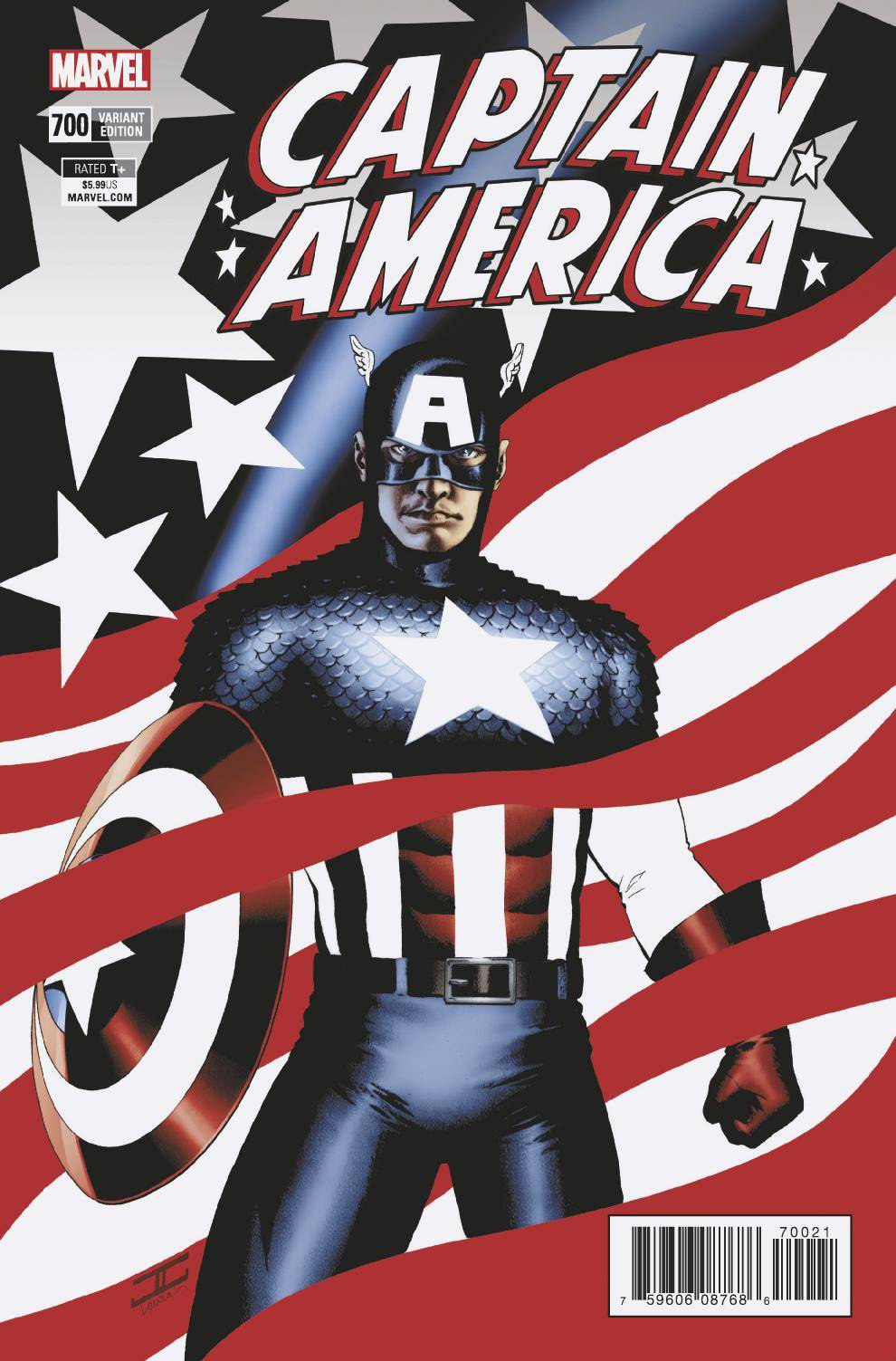 'Captain America: Home of the Brave' review: The perfect Fourth of July read