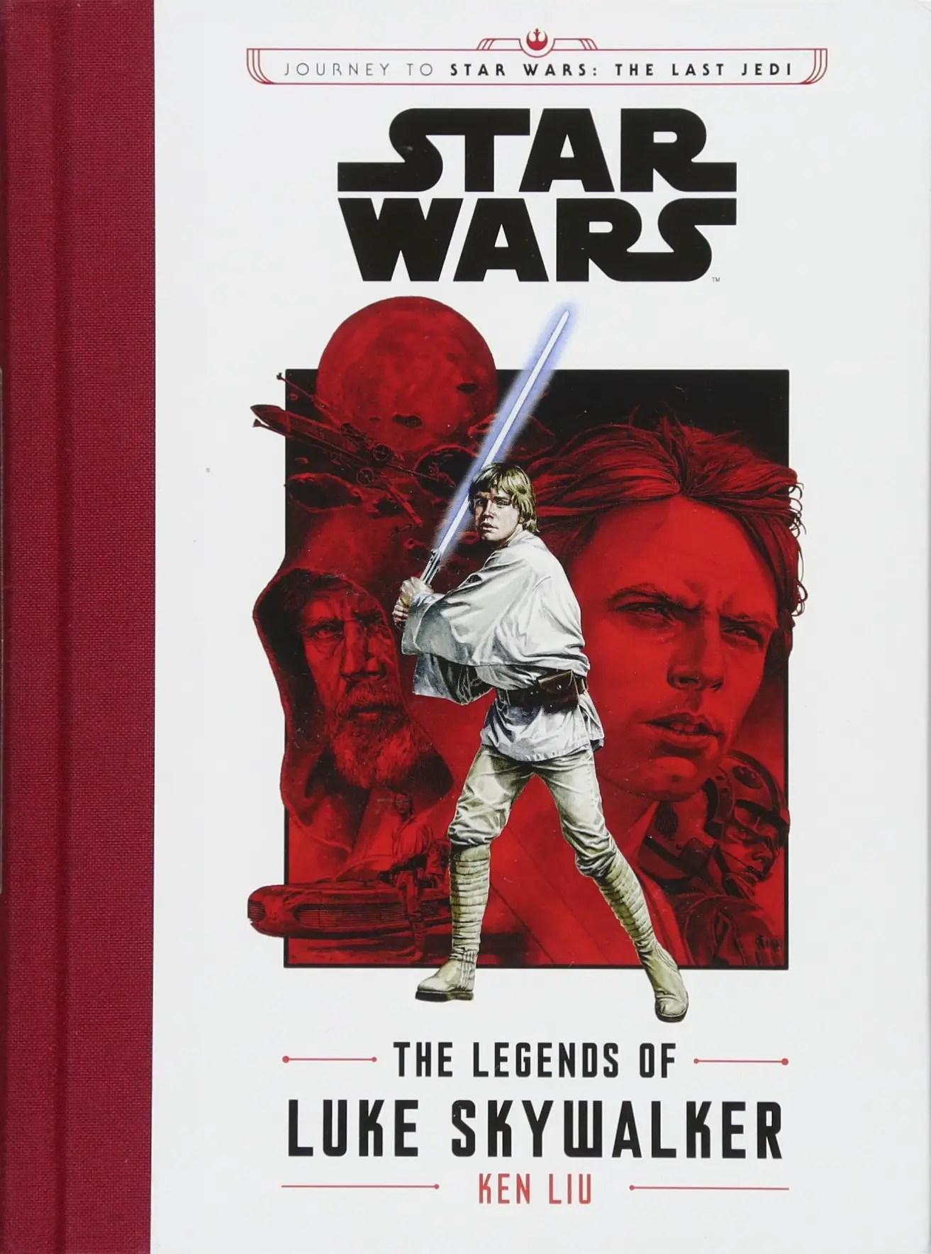 'Star Wars: The Legends of Luke Skywalker' review: It's bad