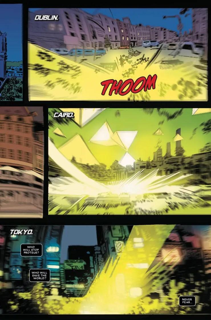Marvel Preview: Astonishing X-Men #11