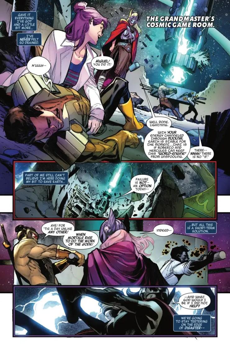 Marvel Preview: Avengers #689