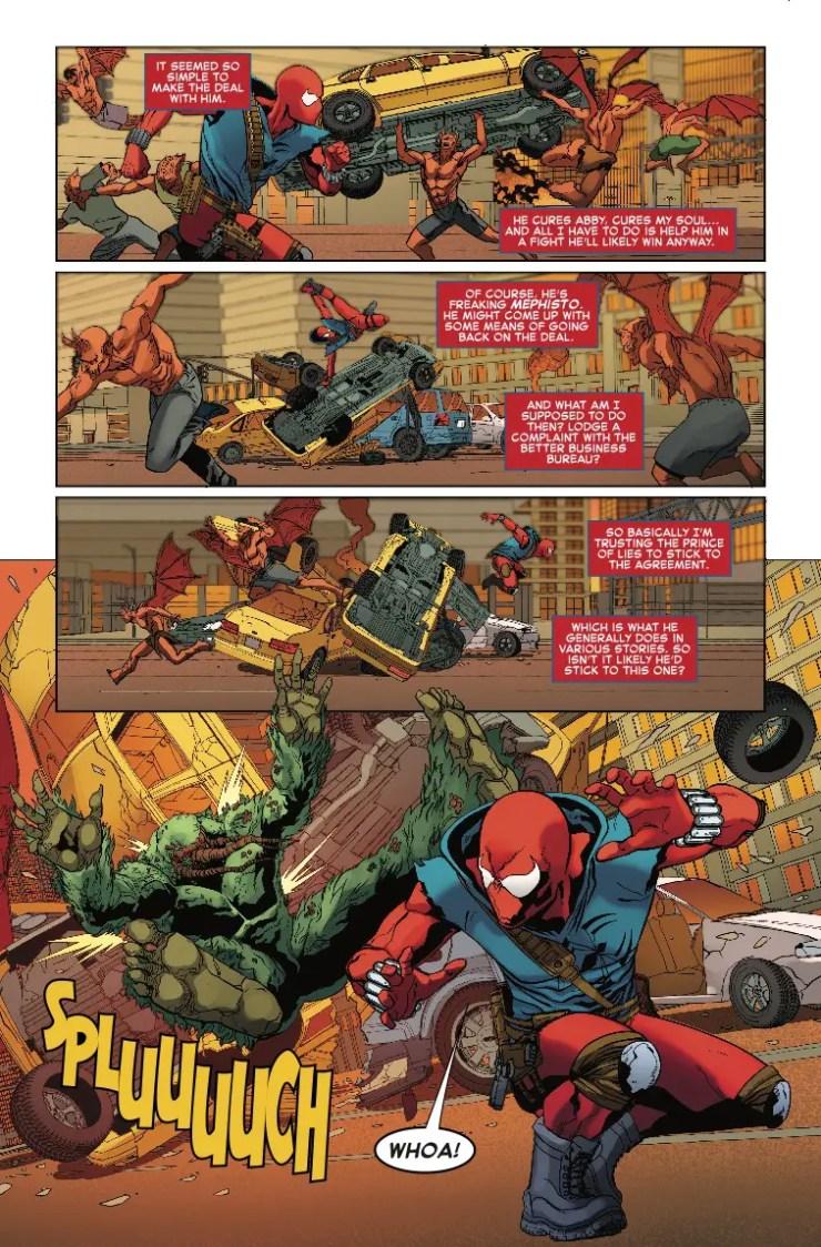 Marvel Preview: Ben Reilly: Scarlet Spider #17