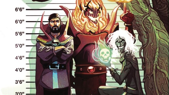 Marvel Preview: Doctor Strange #389