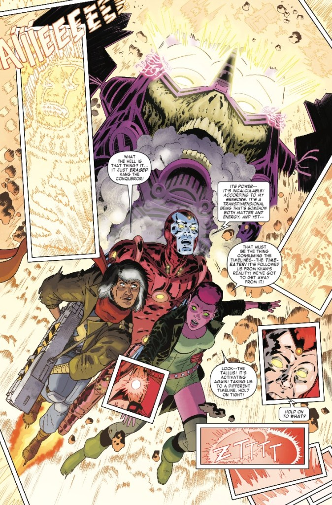 Exiles #2 Review