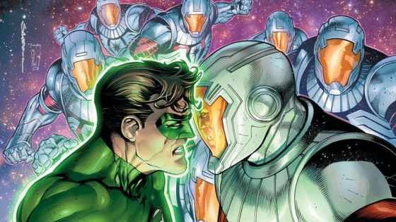 "Writer Robert Venditti talks about a new Green Lantern story arc ""Darkstars Rising"" and more."