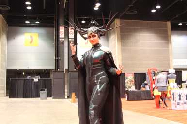 Hela, unfortunately, may not be ready for Infinity War.