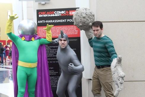 Spidey's nefarious foes!