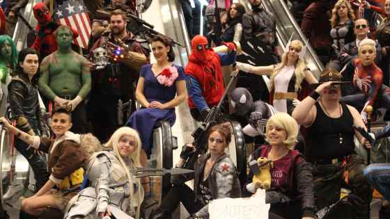C2E2 2018: The best comic cosplay from the show floor