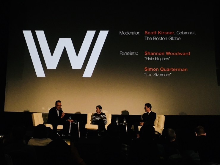 HBO brought Westworld's season 2 premiere and Delos experience to Boston