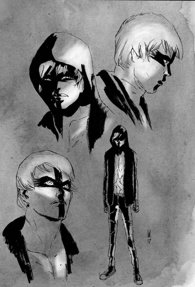 The Crow: Memento Mori #1 Review