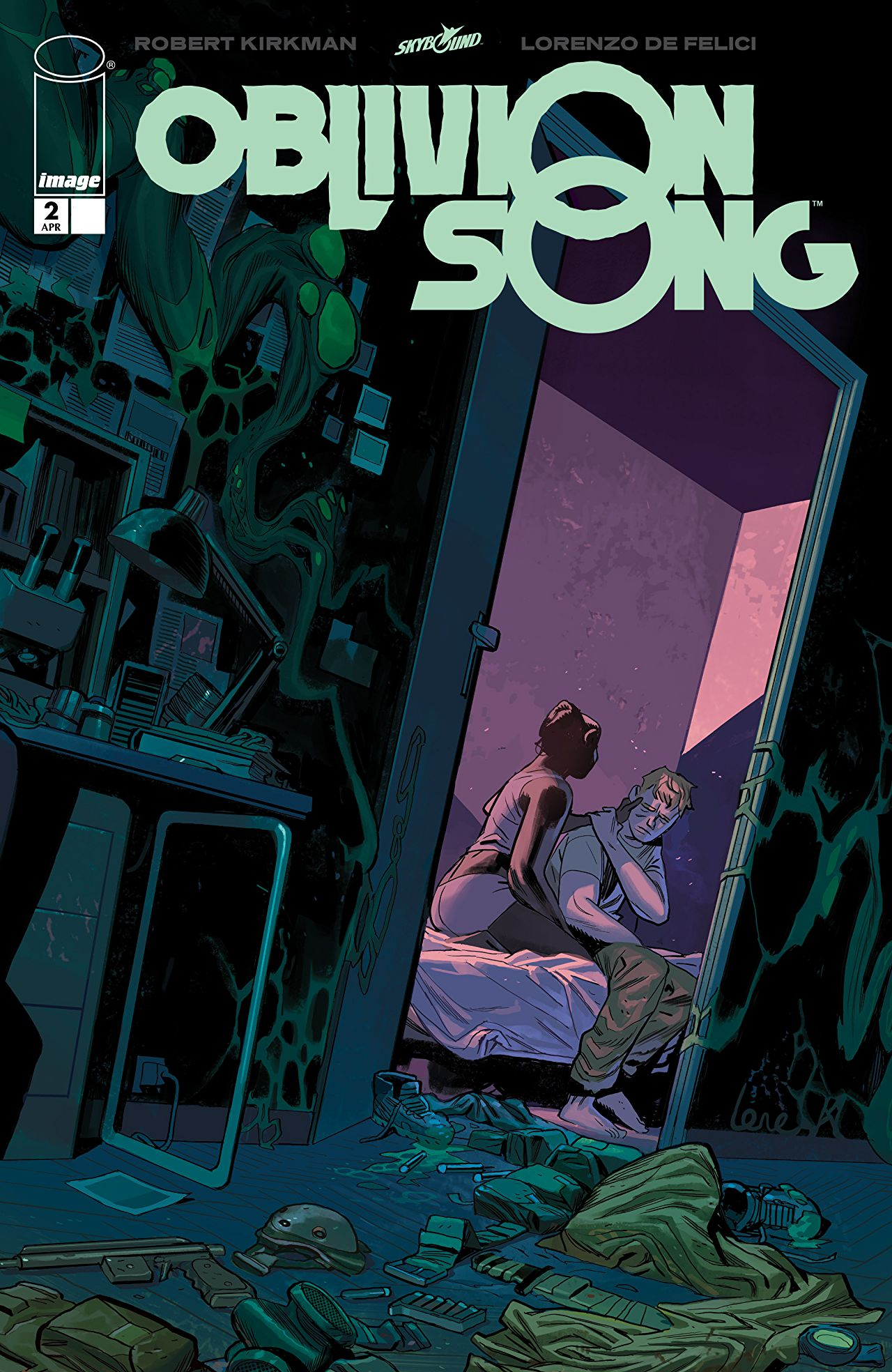 Oblivion Song #2 review: A much slower, character-driven issue