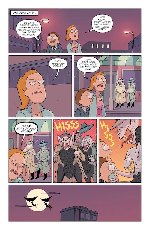 Rick and Morty #37 Review