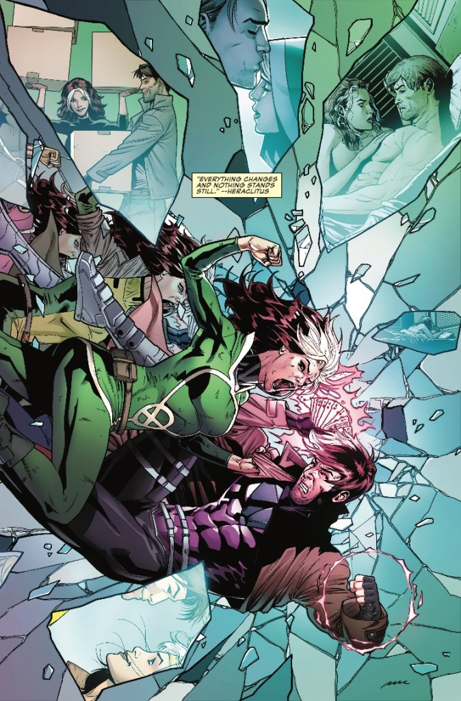 Marvel Preview: Rogue & Gambit #5