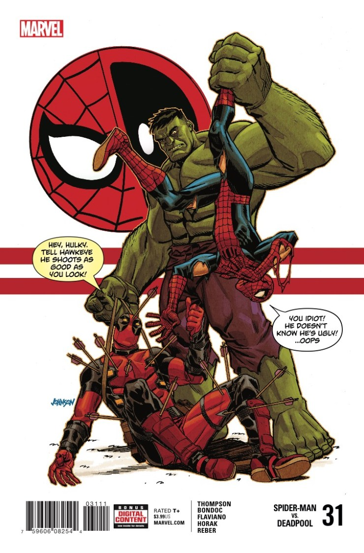 Marvel Preview: Spider-Man/Deadpool #31