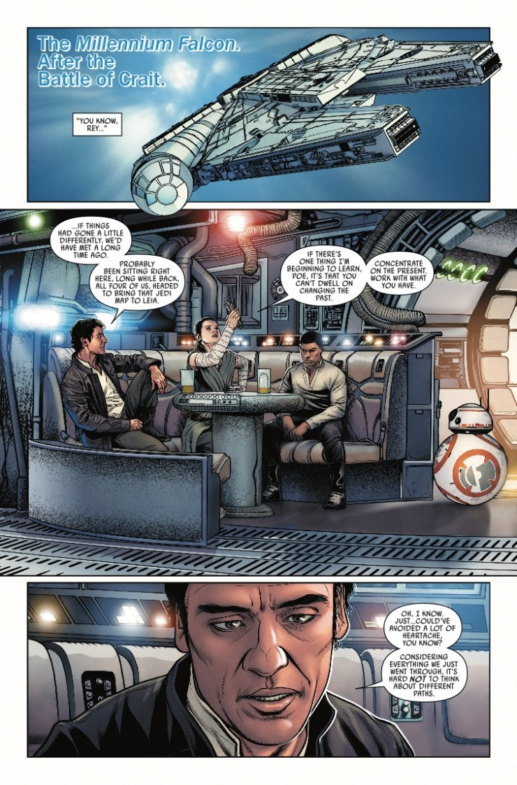 Star Wars: Poe Dameron #26 Review