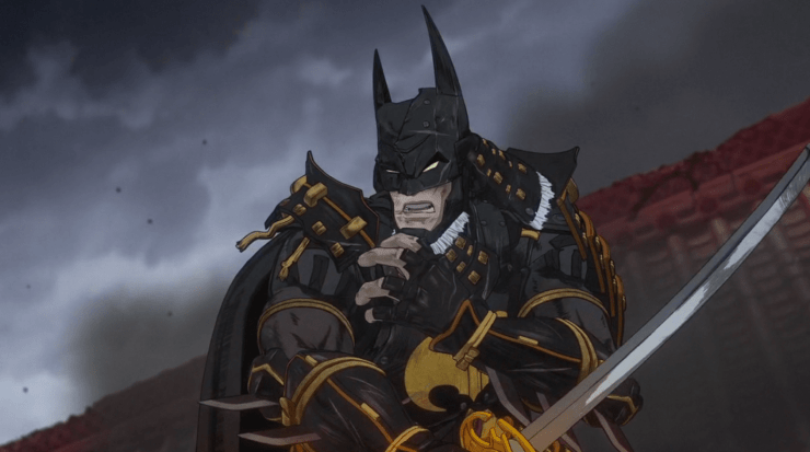 3 Reasons Why: 'Batman Ninja' is so crazy it's must-see anime
