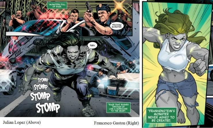 Grey and Broken: A look back at Mariko Tamaki's She-Hulk run