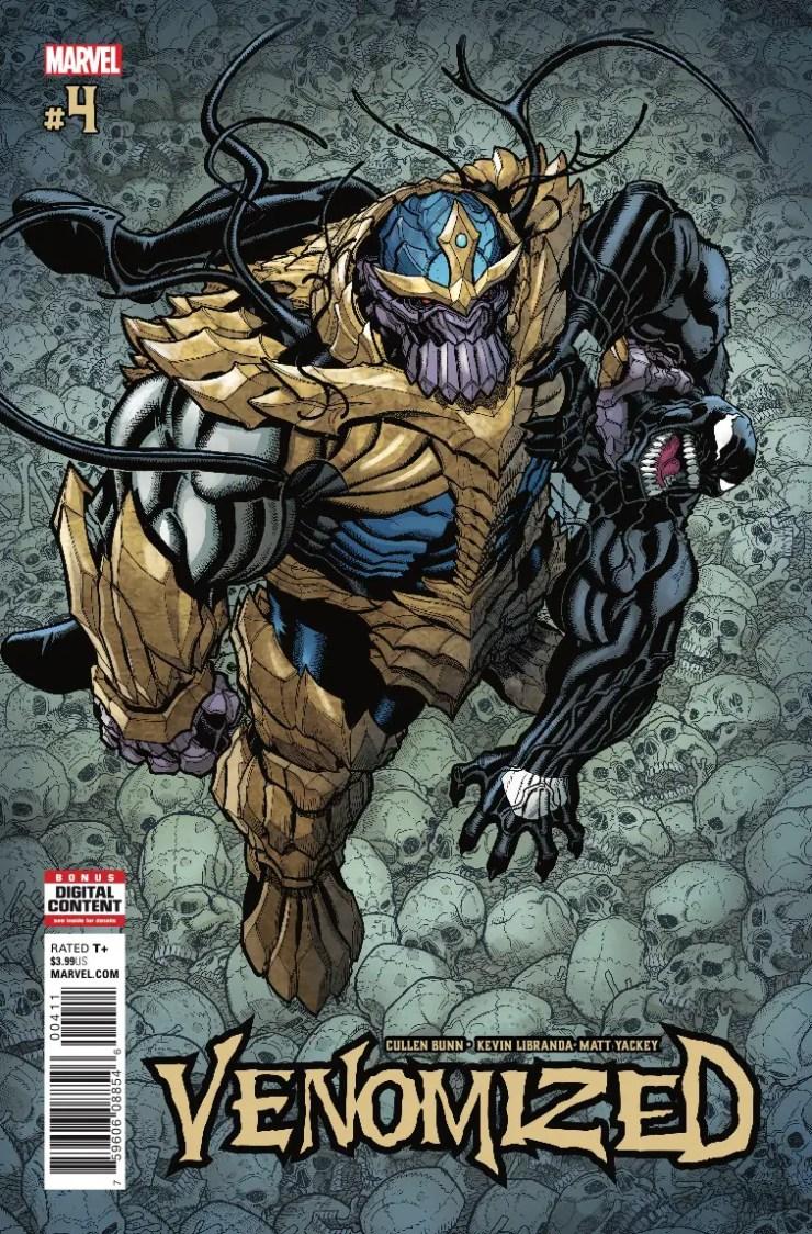 Marvel Preview: Venomized #4
