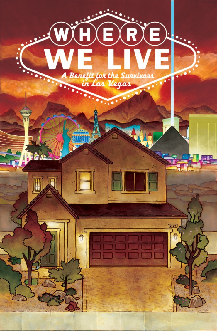 Where We Live: J.H. Williams III and Wendy-Wright Williams on the Las Vegas shooting, survivors, and gun violence