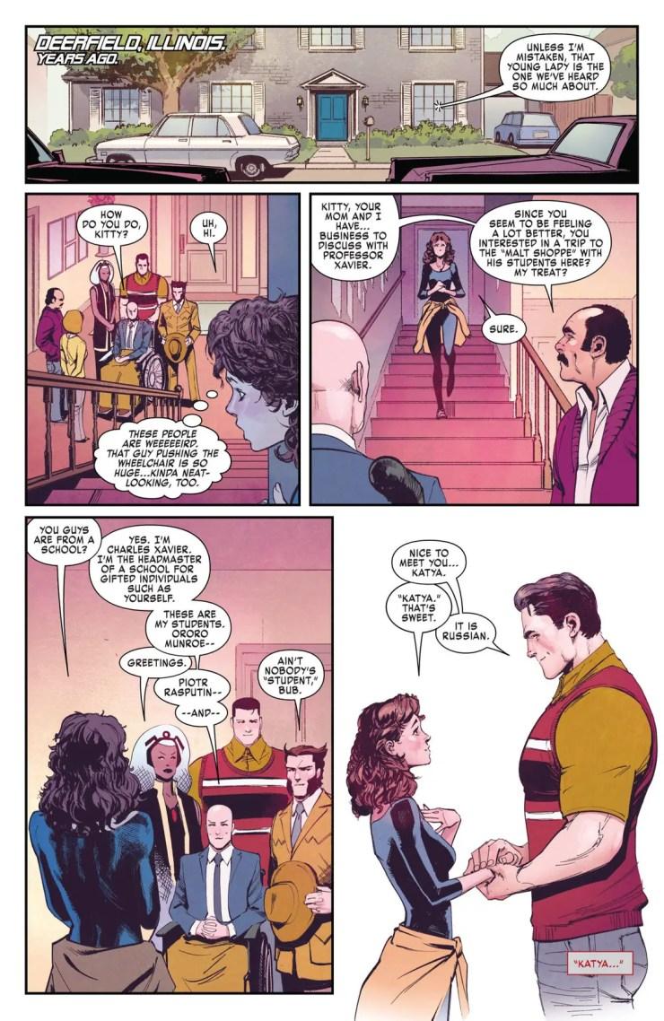 X-Men Gold #26 review: It's comic book wedding season!