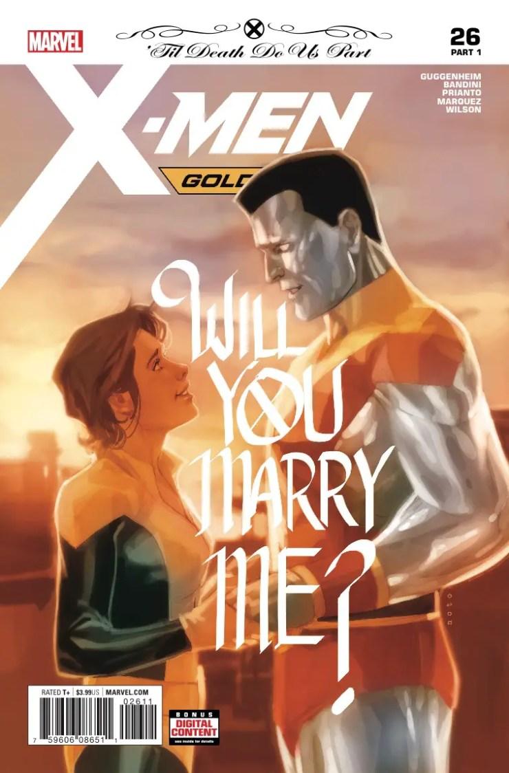 Marvel Preview: X-Men Gold #26