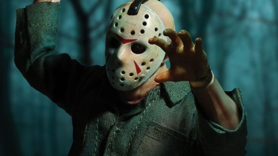 Jason Voorhees figure due out later in the year from Mezco, every day can be Friday the 13th in your house!
