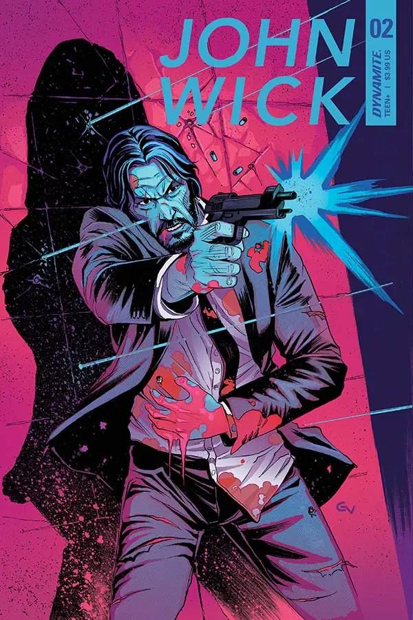 John Wick #2 Review