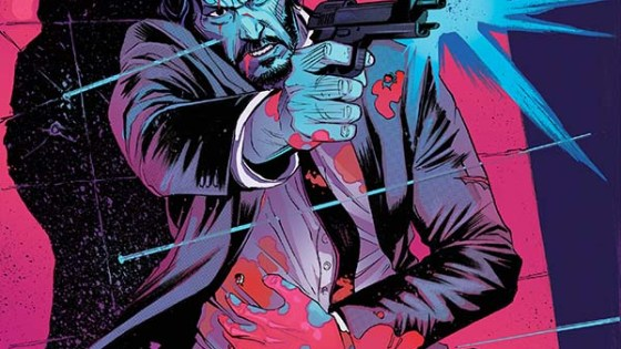 I still don't think I want to continue a John Wick origin story five months later. But here we are and so is John Wick #2. The origin continues, but will my already short attention span with this title continue?