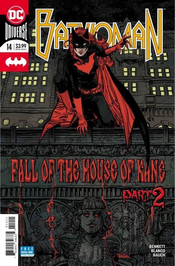 Batwoman #14 Review