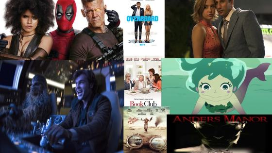 Movies to look forward to in May 2018